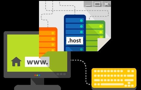 ΠΡΟΣΦΟΡΑ! – .HOST Domain Name μόνο με 14.99 € από την Friktoria!